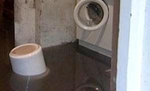 Napan højvandslukke stopper for tilbageløb af kloakvand