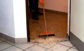 Napan produkter er en sikring mod vandskader som følge af overløb i kloakkerne