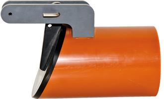 Napan kloak kontraventil med klap er en prisbillig og effektiv sikring mod tilbageløb af kloakvand