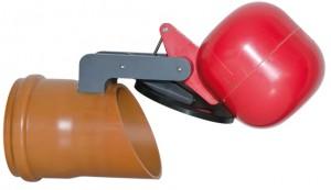 Napan Højvandslukke Type 0 er et effektivt produkt til klimasikring af huse og kældre