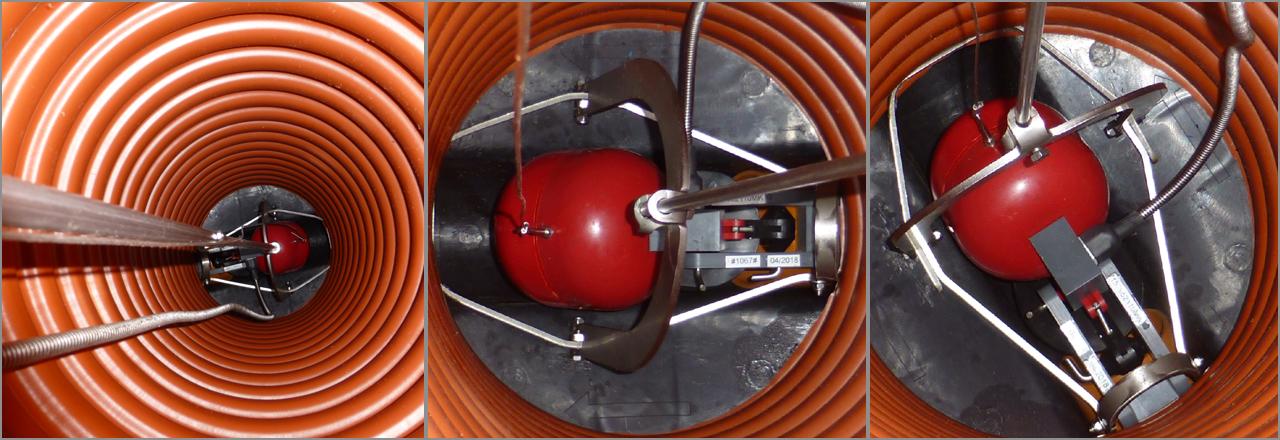 Nem montering af højvandslukke Type 1 MK