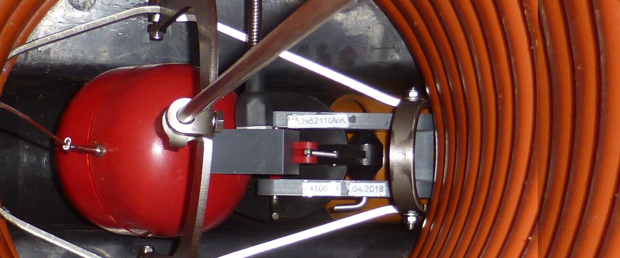 Montagekit til napan højvandslukker